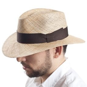 men's vegetable fiber hats