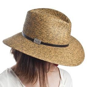Women's fiber hats