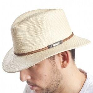 Sombrero Autraliano en fibras vegetales