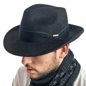 Sombrero Fedora en fieltro