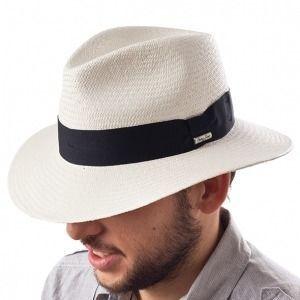 Sombrero Indiana en fibras vegetales