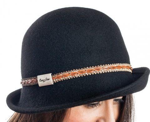 Sombreros de fieltro de mujer