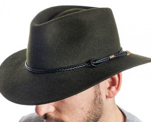 Sombreros de fieltro de hombre
