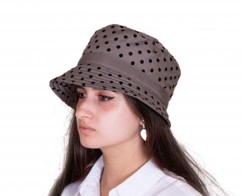 Sombreros y gorras impermeables de mujer